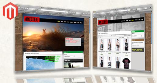 Quest Wanaka Online Store
