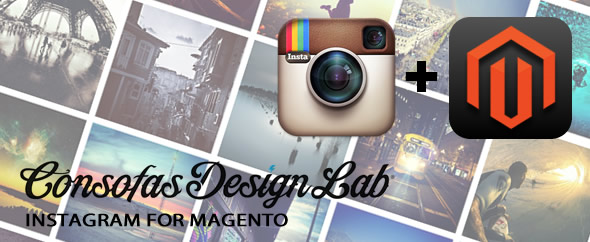CDL Instagram Magento Extension