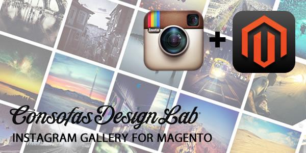 Instagram for Magento