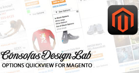 Options QuickView for Configurable Products in Magento